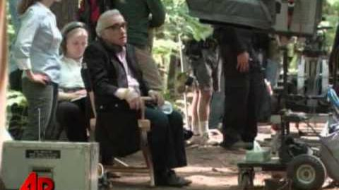Scorsese, DiCaprio Journey to 'Shutter Island'
