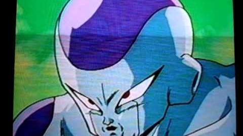 Kaioken x20 Son Goku vs Frieza