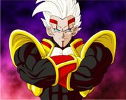 Super Baby Vegeta 2nd Form-1-