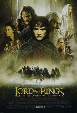 LP The Lord of the Rings 1 cover