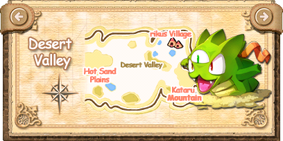Desert-Valley