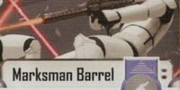 Marksman Barrel