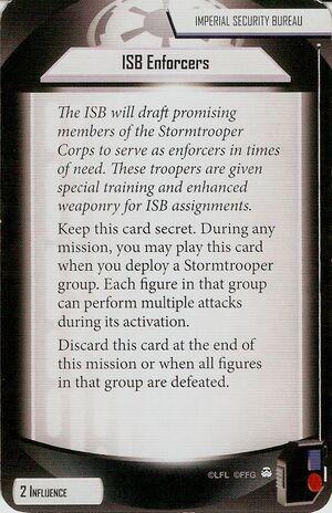 ISB Enforcers