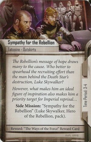 Sympathy for the Rebellion