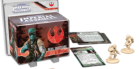 Rebel Saboteur Ally Pack