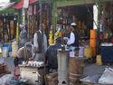 Bazaar Scene of Kabul