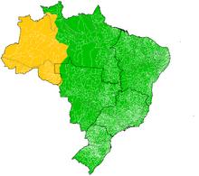 TA 62 Brazil in 2012