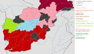 Afghanistan 1965 DD62 location map