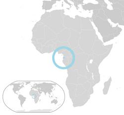 DD62-Location Equatorial Guinea