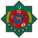 Coat of Arms of Turkmenistan