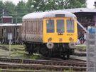 British Rail 960015 at Crewe Diesel Depot