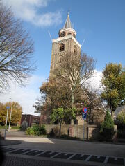 Rijnsburg, kerk foto4 2009-10-25 13.57