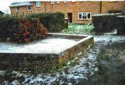 Banbury snowy street Nov 20, 2009