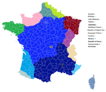 TA 1962 of France, 2012