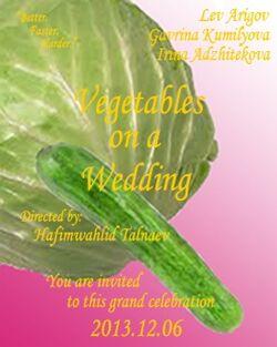 VegetablesOnAWedding