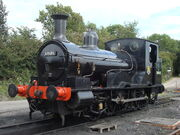 LSWR 0298 Class Beattie Well Tank 2