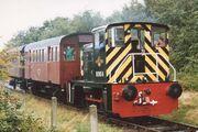 Yorkshire Engine 2813 on Middleton Railway 94