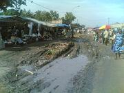 Marché de Bandundu