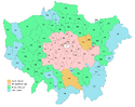 Greater London composite parts