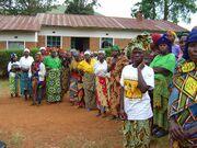 DRC raped women
