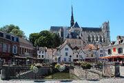Amiens - Place du Don - Cathédrale (1)