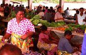 Basankusu Market, Democratic Republic of Congo