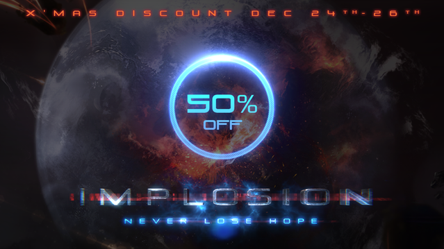 Implosion 50%OFF