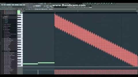 Video of FL Studio in action Working on Red Zone 2 MILLION