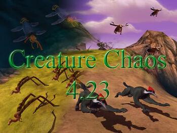 Creature Chaos