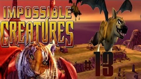 Impossible Creatures - Walkthrough - Part 13 - The Gate (PC) HD