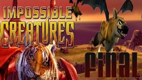 Impossible Creatures - Walkthrough - Final Part 15 - Seeds Sown Ending Credits (PC) HD