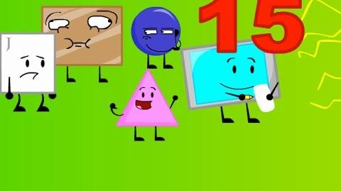 """Inanimate Fight-Out Episode 15 """"Try To Breathe"""""""