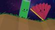 Fan Test Tube cliff