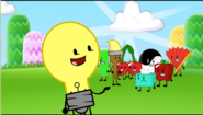 Bright lights team