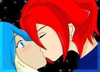 Ulvida Kisses Hiroto