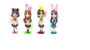 TOD Easter Dressup - Girls