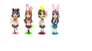 TOD Easter Dressup - Girls