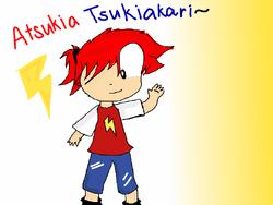 Atsukia Tsukiakari