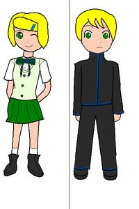 Tsuzuki-uniform