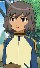 Shindou in Raimon Jacket CS 7 HQ
