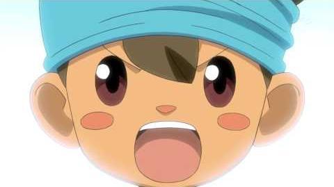 イナズマイレブンGO! クロノ・ストーン Buttobi Punch (HD)