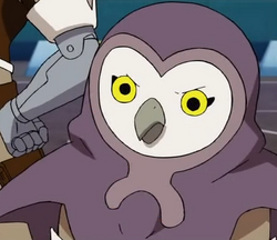 Misty Owl EP29 HQ