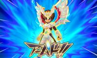 Majin Pegasus Arc Armed