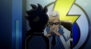 Fudou talking to Kuroiwa