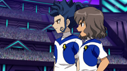 Shindou and Tsurugi Galaxy 42 HQ