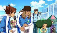 Kusaka accidentally calling Morimura irritating