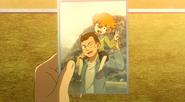 Minaho's father...