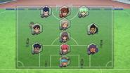 Raimon's formation CS 6 HQ 2