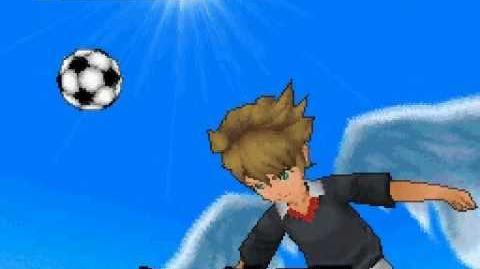Inazuma Eleven 3 Sekai No Chosen The Ogre - The Icarus