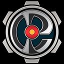 P. Heiba Robots emblem